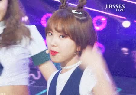 Watch and share 채영락시그널 GIFs by ddkkj24 on Gfycat