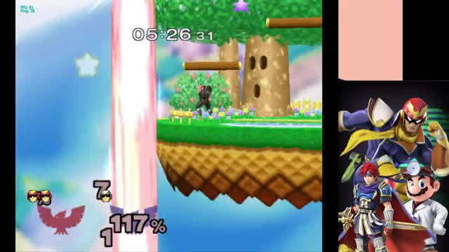 Watch my sickest FP to date. GIF by ducc (@ducktus) on Gfycat. Discover more falcon, melee, punch GIFs on Gfycat