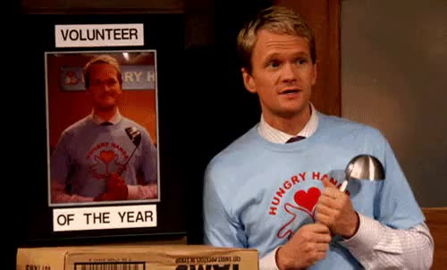 Watch and share Neil Patrick Harris GIFs and Stinson GIFs on Gfycat