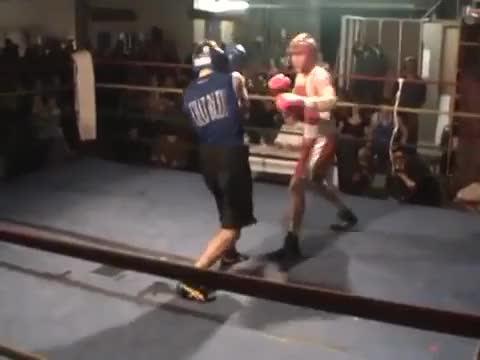 Watch Duck under jab, left hook counter GIF by @powgui on Gfycat. Discover more related GIFs on Gfycat