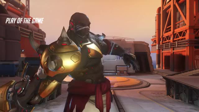 Watch and share Overwatch GIFs and Doomfist GIFs by xyorrr on Gfycat
