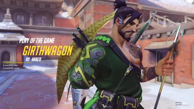 Watch Hanzo GIF by @girthwagon on Gfycat. Discover more arrowed!, hanzo, overwatch GIFs on Gfycat