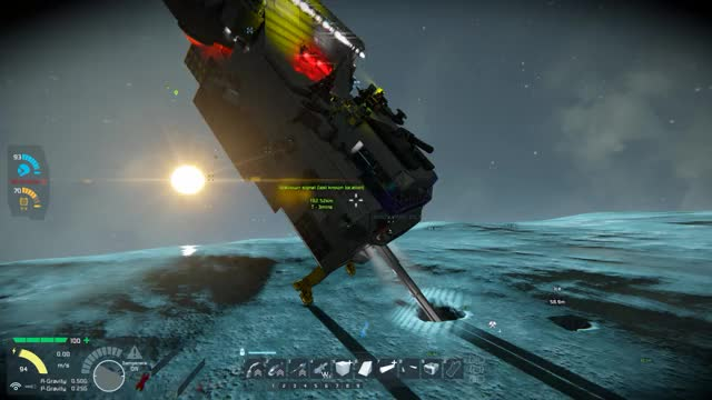 Watch and share Space Engineers 08.18.2018 - 22.00.55.05 GIFs by parias on Gfycat