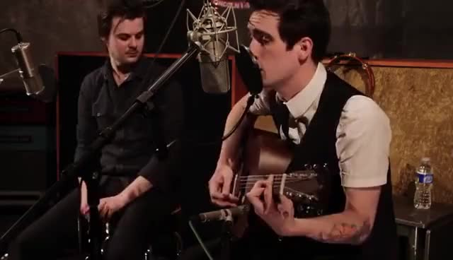 Watch this trending GIF on Gfycat. Discover more Panic! at the Disco GIFs on Gfycat