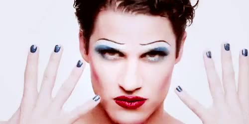 Watch and share Darren Criss Gif GIFs and Darren Is Hedwig GIFs on Gfycat