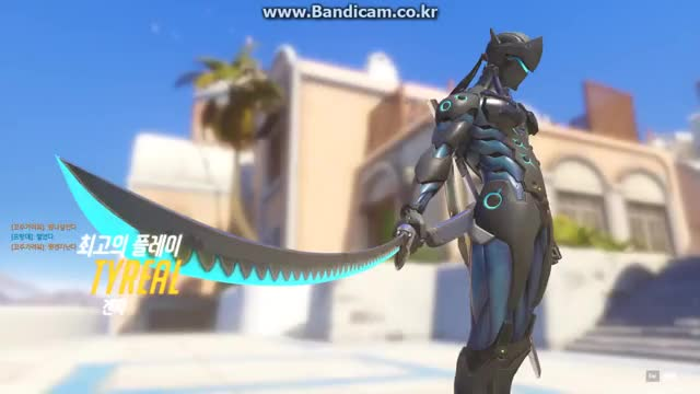 Watch and share Overwatch GIFs by liv_lav on Gfycat