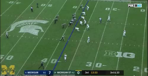 Watch and share Chase Winovich GIFs and Michigan State GIFs by Ace Anbender on Gfycat