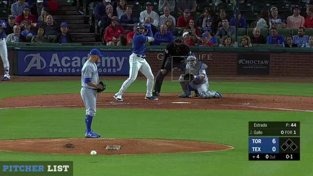 Watch and share Marco Estrada CH 4-6-18 GIFs on Gfycat