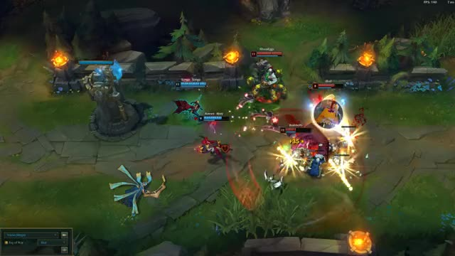 Watch and share Vayne Mid Gamer GIFs on Gfycat