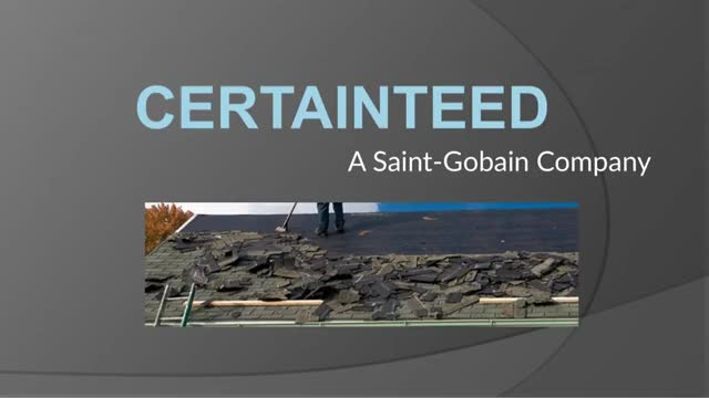 Watch and share Roofing Shingles GIFs by certainteed on Gfycat