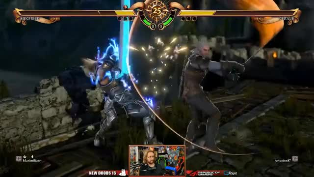 Watch Max GIF on Gfycat. Discover more 360, Cervantes, Fighting, Geralt, Six, anime, funny, gear, groh, ivy, kilik, killer, mortal, playstation, rage, raphael, rivia, sophitia, soul, street GIFs on Gfycat