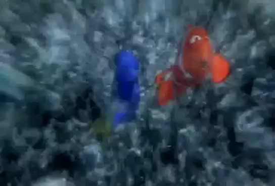 Watch and share Finding Nemo GIFs and Relax GIFs on Gfycat