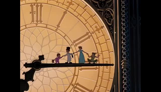 Watch peter pan GIF on Gfycat. Discover more Disney, Peter Pan, classic, perfection GIFs on Gfycat