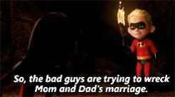 Watch and share The Incredibles GIFs and Violet Parr GIFs on Gfycat