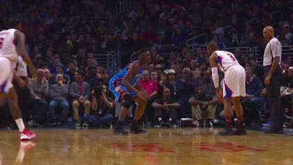 Watch and share Chris Paul — Los Angeles Clippers GIFs by Off-Hand on Gfycat