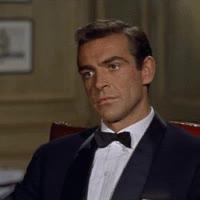 Watch and share James Bond Kiss GIFs on Gfycat