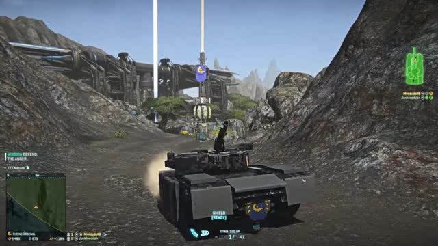 Watch and share Planetside 2 GIFs and Video Games GIFs by Minidude48 on Gfycat
