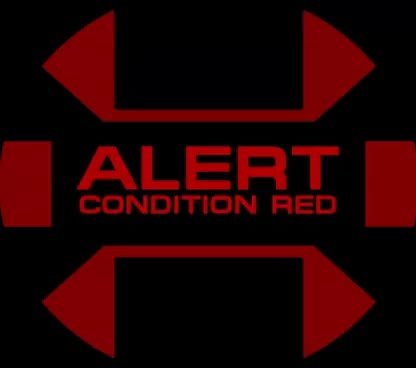 Watch and share Star Trek Red Alert - Best Ever Version GIFs on Gfycat