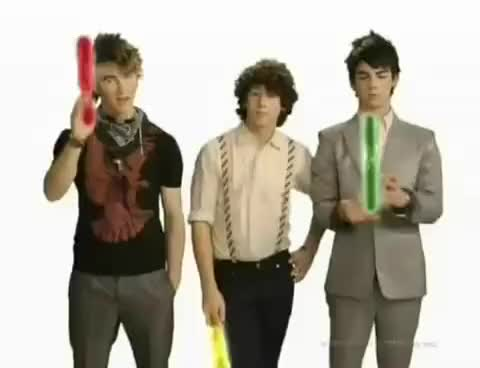 Watch Jonas Brothers GIF on Gfycat. Discover more channel, disney GIFs on Gfycat