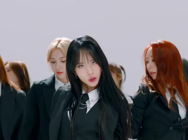 Watch and share 210401 1thek WJSN Suit Dance Seola (1) GIFs by Strike on Gfycat