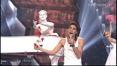 2006, 2015, artist, athens, dima bilan, esc 2006, esc gifs, eurovision 2006, eurovision gifs, eurovision greatest hits, eurovision song contest, eurovision song contest 2006, final, gifset, grand final, greece, live, music, never let you go, own gifs, performance, russia, selfmade gifs, throwback, Eurovisiongifs GIFs