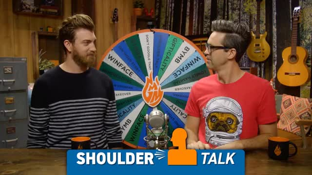 Watch GMM Gif Guessing Game GIF on Gfycat. Discover more Mythical, link, rhett, rhett mclaughlin GIFs on Gfycat
