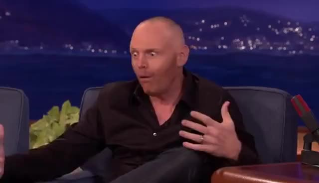 Watch and share Bill Burr GIFs and Conan GIFs on Gfycat