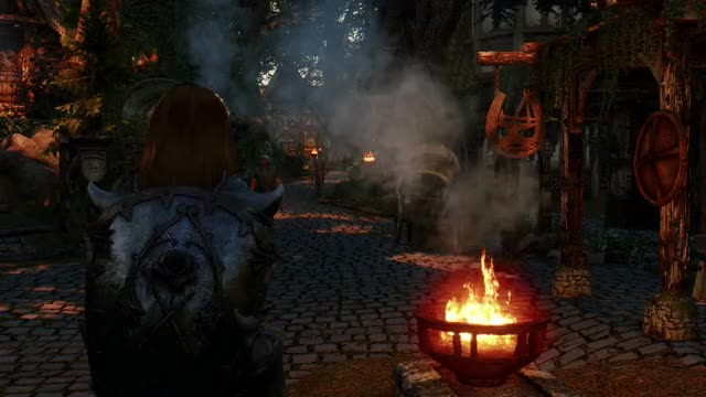 Watch and share Skyrimporn GIFs and Immersive GIFs by crmzntears on Gfycat
