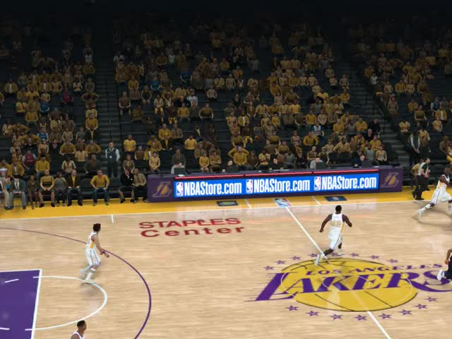 Watch and share NBA2K18 2018 03 28 230358 0 GIFs on Gfycat