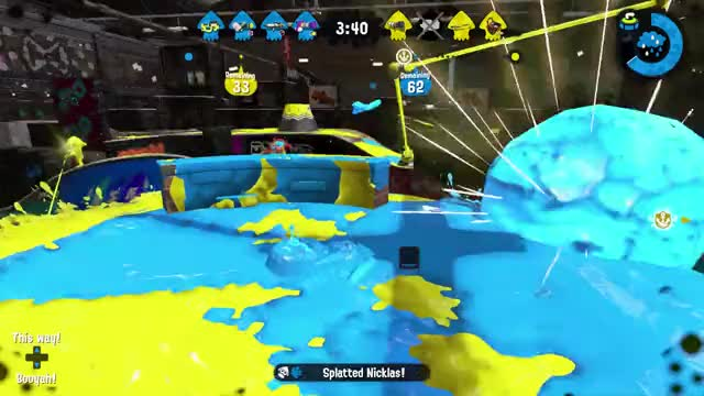 Watch dodge this GIF by Tiger Ears (@tigerears) on Gfycat. Discover more Splatoon 2 GIFs on Gfycat
