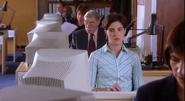 Watch and share Black Books GIFs and Typing GIFs on Gfycat