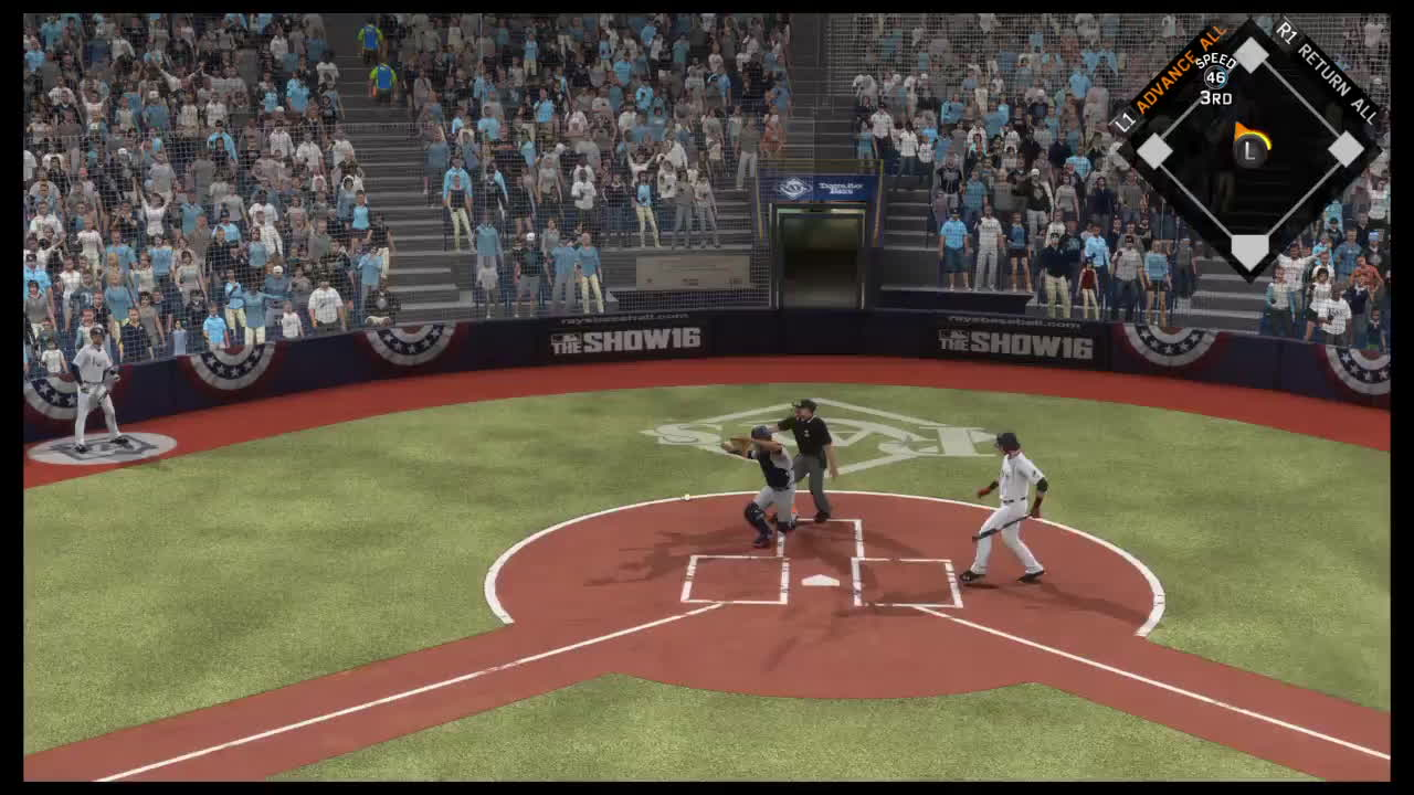 mlbtheshow, ps4share, sony interactive entertainment, Whoops GIFs