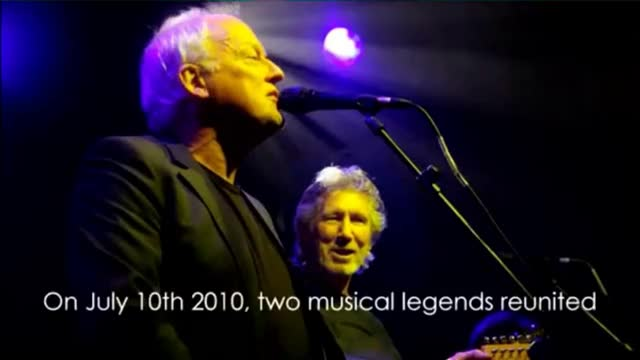 Watch David Gilmour & Roger Waters (Pink Floyd) Live 2010 (Palestinian Charity) GIF on Gfycat. Discover more 2010, Live, Oxfordshire, charity, concert, england, july, ll Tags, palestinia, uk GIFs on Gfycat