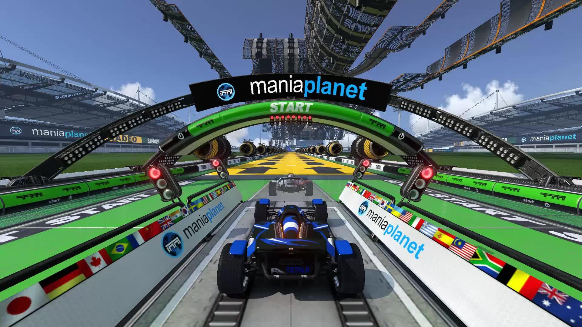 Trackmania² Stadium - Kindheitstrauma GIFs