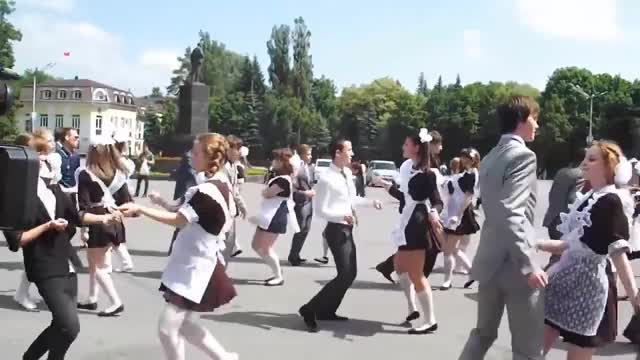 Watch Russian School Dance Upskirt GIF on Gfycat. Discover more Upskirt GIFs on Gfycat