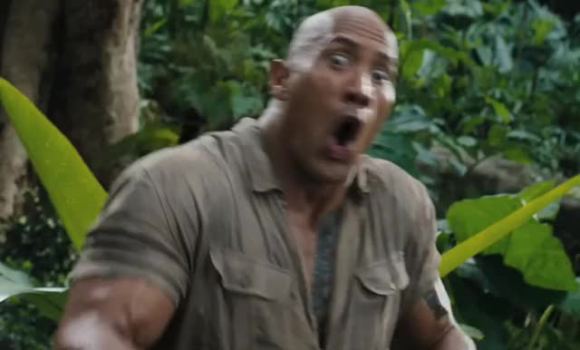 Watch this dwayne johnson GIF by Reactions (@ioanna) on Gfycat. Discover more afraid, dwayne, dwayne johnson, fear, god, johnson, jumanji, my, no, oh, omg, rock, scared, scary, surprise, the, way, wow, wtf GIFs on Gfycat