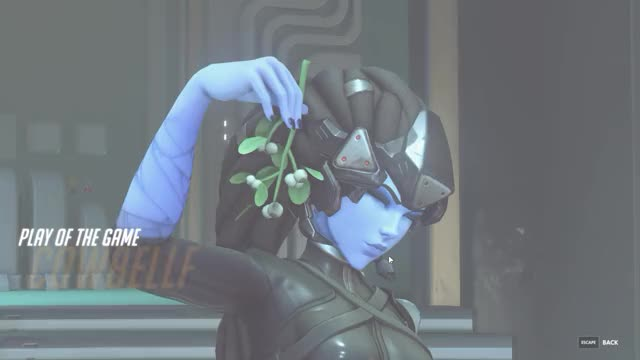 Watch and share Widowmaker GIFs and Overwatch GIFs by cowbellfever on Gfycat