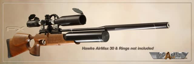 Watch and share .25 FX Royale 500 Air Rifle Walnut GIFs on Gfycat