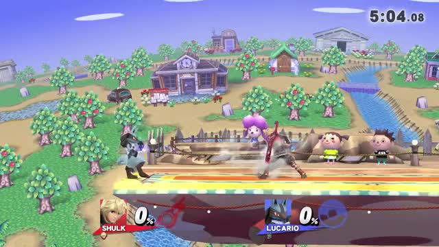 Watch and share Lucario MALLC Airdodge GIFs by Paradigm on Gfycat