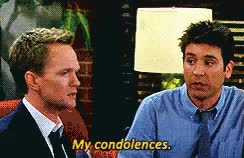 Watch and share My Condolences GIFs on Gfycat