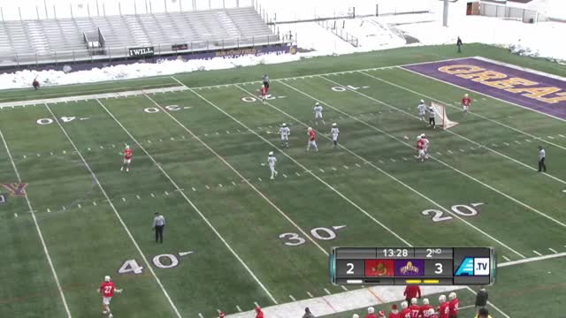 Watch and share Fletcher Dodges Throwback To McCulloch GIFs by Lacrosse Film Room on Gfycat