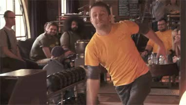 Watch Nerdist vs Musical ComediansMoments from Chris Hardwick's Al GIF on Gfycat. Discover more All Star Celebrity Bowling, NPPASCB, Nerdist, allstarbowling, chris hardwick, nerdist podcast, obliviouslivius, youtube GIFs on Gfycat