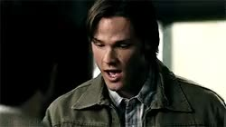 Watch and share Sam Winchester GIFs and Castiel GIFs on Gfycat