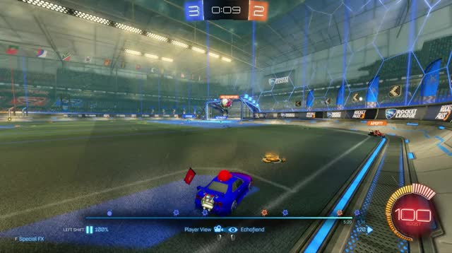 Watch Chill night without Veg GIF on Gfycat. Discover more RocketLeague GIFs on Gfycat
