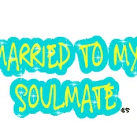 Watch and share MARRIED TO MY SOULMATE animated stickers on Gfycat