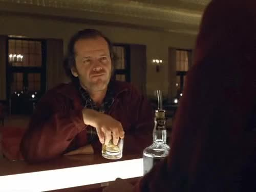 Watch this drinking GIF on Gfycat. Discover more drinking, jack nicholson, whiskey GIFs on Gfycat