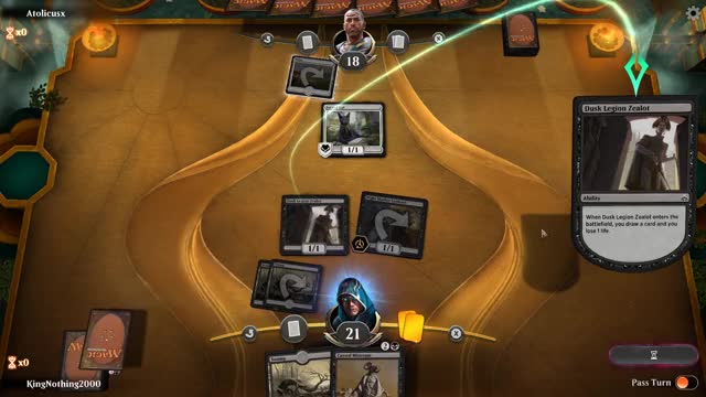 Watch All eggs on one basket GIF by KingNothing2000 (@kingnothing2000) on Gfycat. Discover more Gaming, MTG Arena, kingnothing2000 GIFs on Gfycat