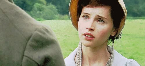 Watch and share Felicity Jones GIFs on Gfycat