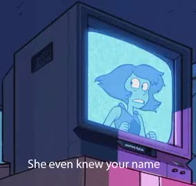Watch Prepare to be annoyed!! GIF on Gfycat. Discover more crystal gems, lapis lazuli, my gifs, steven universe, su gifs, su spoilers, the message GIFs on Gfycat