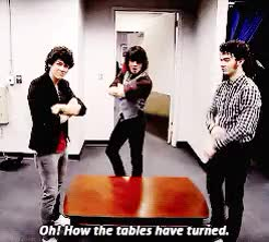 Watch and share Jonas Brothers GIFs and Jb Throwback GIFs on Gfycat